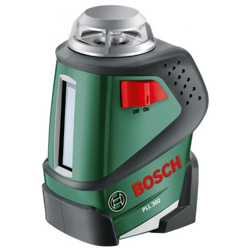 Нивелир Bosch PLL 360 Set 0603663001 + штатив - фото 8